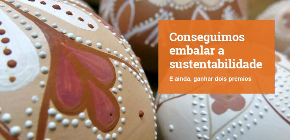 Criação de brindes e embalagens com foco na sustentabilidade