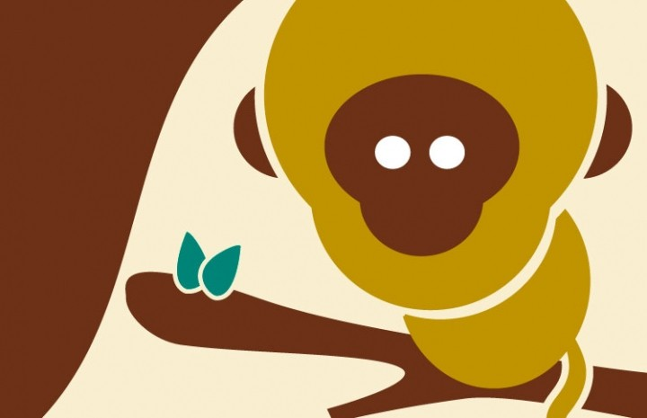 Criação de identidade visual e material promocional para a marca Corredor Ecológico do Muriqui