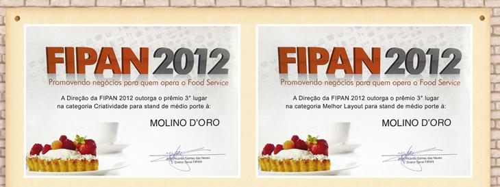 Design gráfico - O conceito criativo e ambientação promocional foram premiados nas categorias