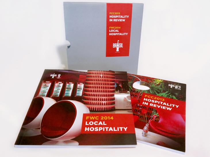 Design Gráfico - Projeto Editorial para Coca-cola