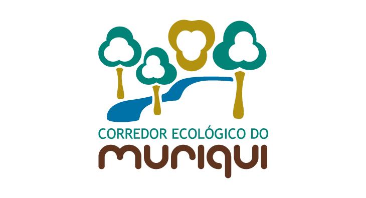 Criação do logotipo do Corredor Ecológico do Muriqui